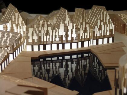 Новая Голландия. Конкурсный проект реконструкции  (Эрик ван Эгераат)