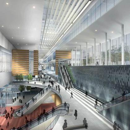 Пекинский Олимпийский «Зеленый» Конгресс-центр. Проект