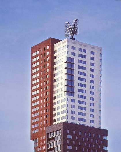 комплекс «Монтевидео», Роттердам, бюро «Мекано»