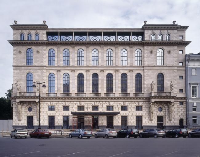 Гостиница на площади Островского. Евгений Герасимов и партнеры