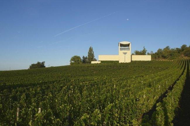 Новая винодельня Шато Фожер. Фото ©  Philippe Caumes