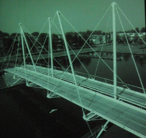 мост в Алмере