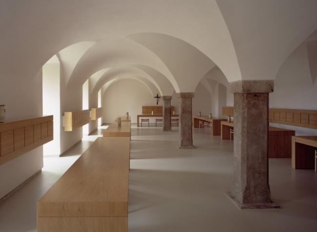 Монастырь Нови Двур © John Pawson Ltd