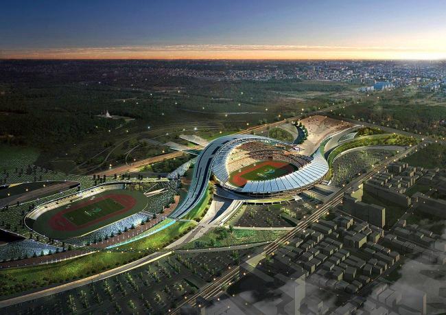 Стадион Азиатских игр-2014