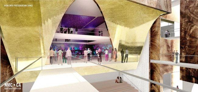 Канадский национальный музыкальный центр © Allied Works Architecture