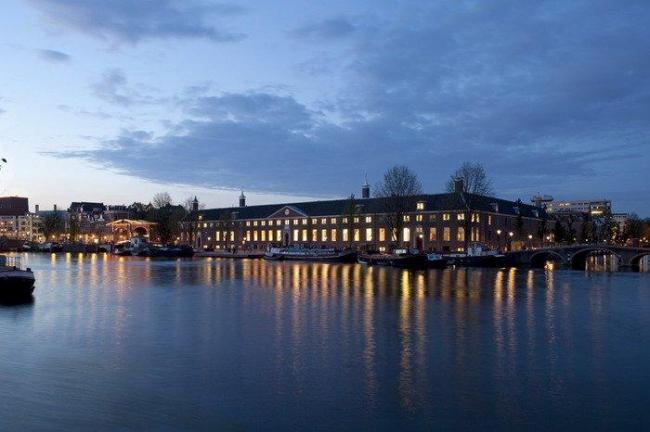 Эрмитаж Амстердам - филиал ГЭ. Фото © Luuk Kramer