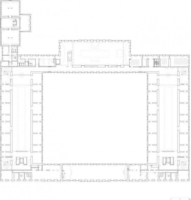 Эрмитаж Амстердам - филиал ГЭ. Второй этаж