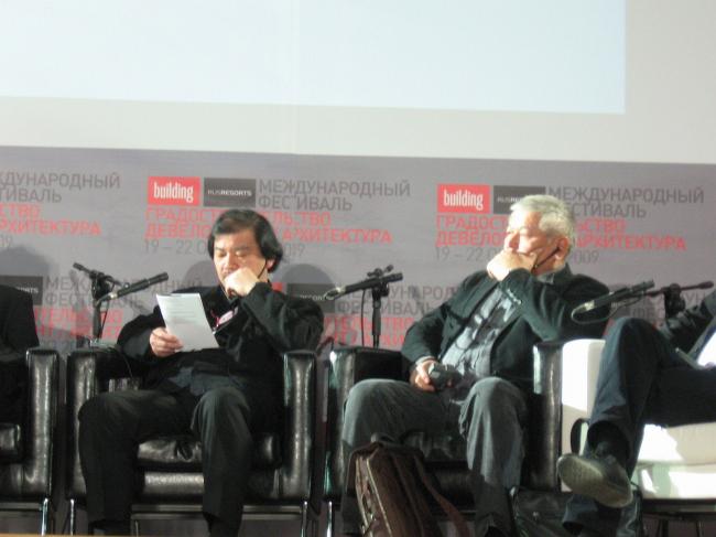 Шигеру Бан и Тотан Кузембаев