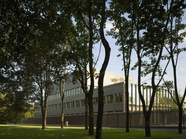 Посольство Великобритании в Польше. Фото © Peter Cook