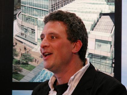 Давид Садинский (архитектурное бюро NBBJ/США)