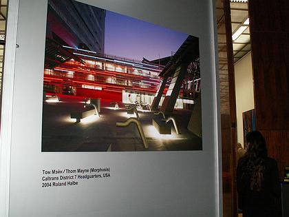 Том Мэйн/Thom Mayne (Morphosis). Штаб-квартира департамента Транспорта Калифорнии / Caltrans District 7 Headquarters