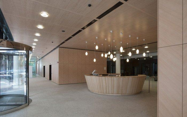 Новая штаб-квартира компании Campari. Фото © Mario Carrieri