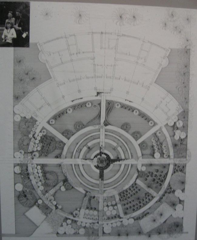 Сад «Нинфейская история»