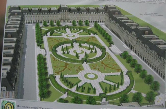ЖК «Королевская площадь», г. Краснодар. Бюро «Архитектон»