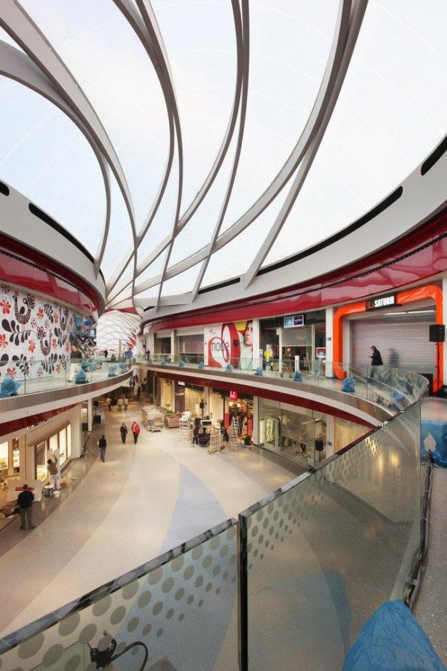 Торговый комплекс Mediacity