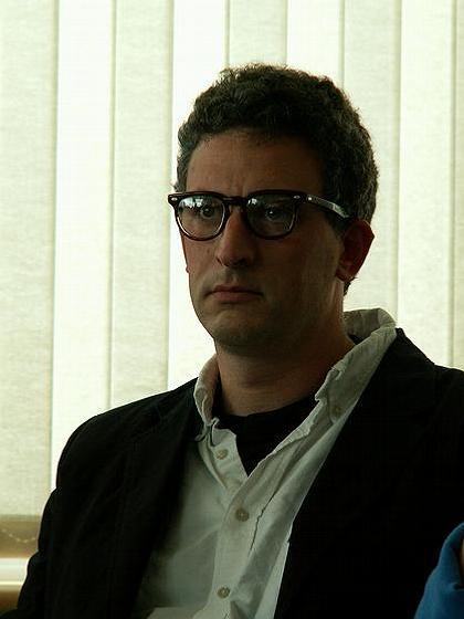 Давид Садинский,представитель архитектурного бюро NBBJ/США