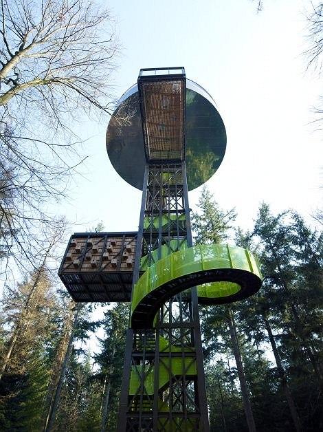 SeARCH, Putten tower (смотровая башня)