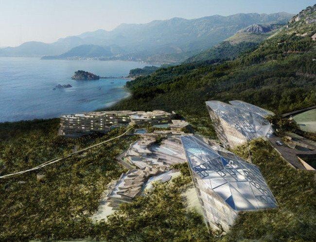 Гостиница в Черногории