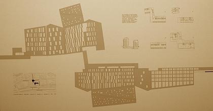 Лучший Проект. Диплом 1 степени – Сергей Скуратов Architects. Проект жилого дома в Тессинском переулке.