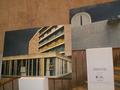Некоммерческая экспозиция. «Jeanneret du soleil» Юлия Бычкова