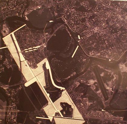Некоммерческая экспозиция. Исследовательский проект «Москва-река»  Институт Берлаге, Роттердам  Центр Современной Архитектуры