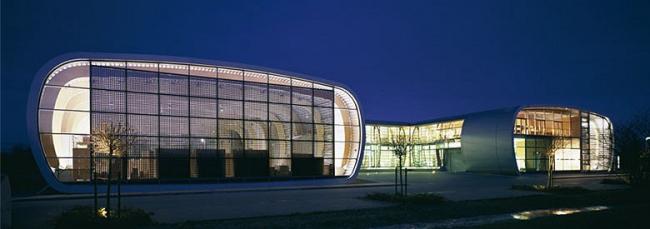Офисное здание компании Tobias Grau, 1997