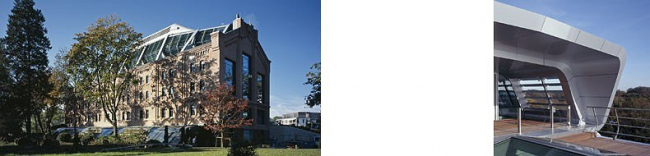 Реконструкция здания пивоварни, 2000-2005