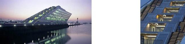 Порт в Гамбурге, 2004