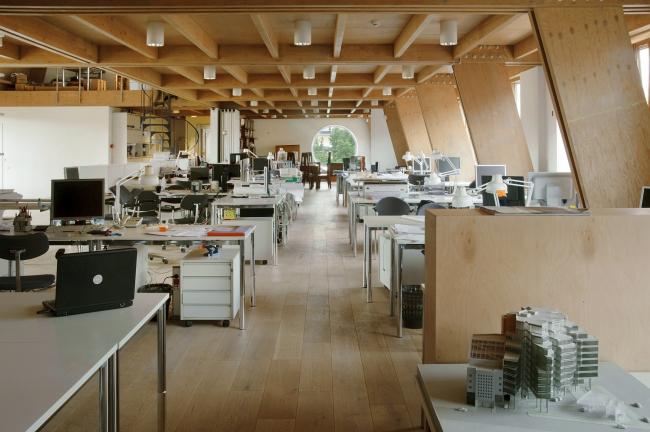 Вид на кабинет Н.И.Явейна. Фото А.Народицкого
