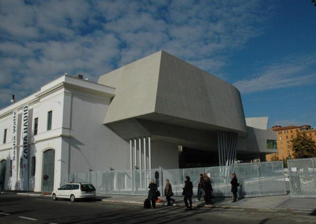MAXXI - Национальный музей искусства XXI века