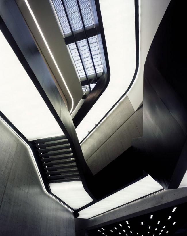 MAXXI - Национальный музей искусства XXI века. Фото © Helene Binet