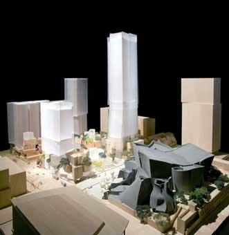 Гранд-Авеню. Первая фаза. Проект - апрель 2006.