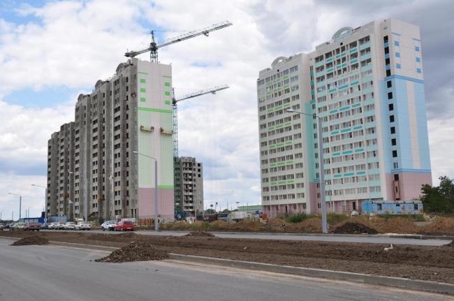 «Как создается город?»: ККПД + Западные ворота. Изображение предоставлено компанией «ИНТЕКО», партнером агентства P+Arch в организации ростовских «Дней архитектуры»