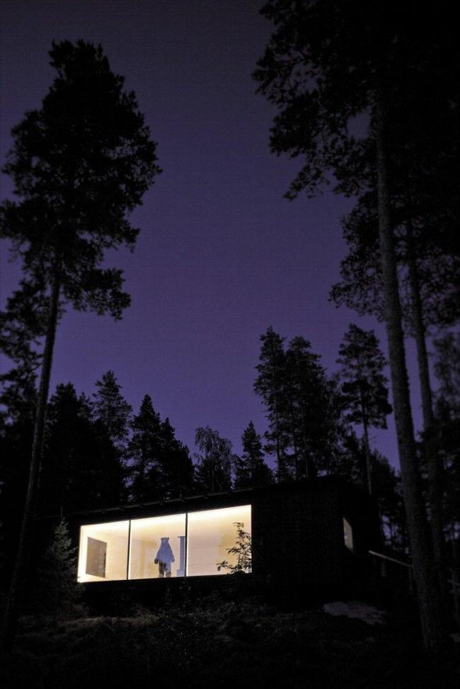Вилла «Дом на озере». Фото © Maija Luutonen
