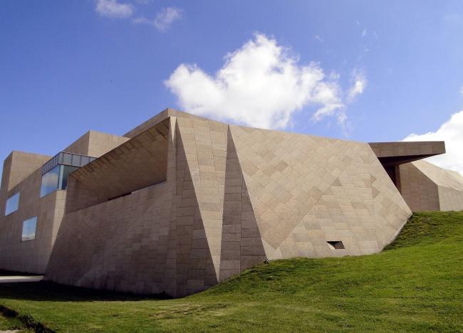 Центр выставок и конгрессов. Фото: santiago lopez-pastor via flickr.com. Лицензия CC BY-ND 2.0
