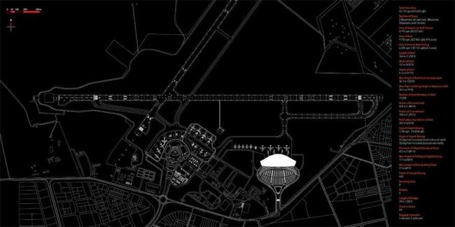 Международный аэропорт Карраско © Viñoly