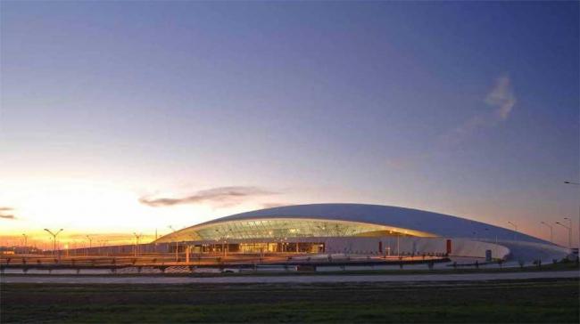 Международный аэропорт Карраско. Photo © Daniela Macadden