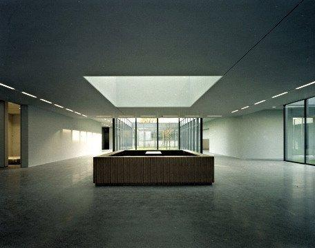 Новое крыло Музея Фолькванг. Фото © Wolf Haug