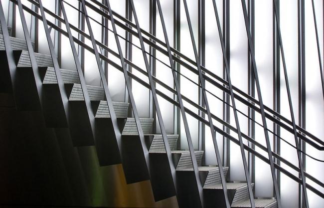 Мост галереи керамики Музея Виктории и Альберта