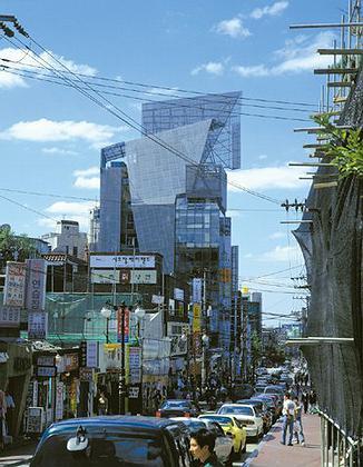 Sun Tower в Сеуле