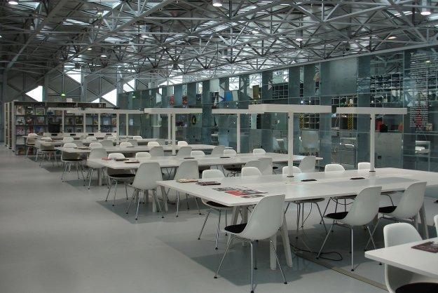 LIN. Центр дизайна в Сент-Этьене