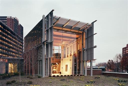 «Болин Сивински Джексон». Мемориальный центр «Колокола свободы» в Филадельфии. 2006