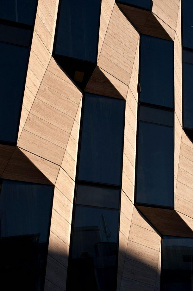 Штаб-квартира компании Horten. Фото © Adam Mork