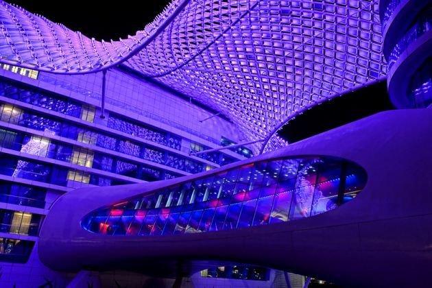 Отель Yas. Фото © Bjorn Moerman
