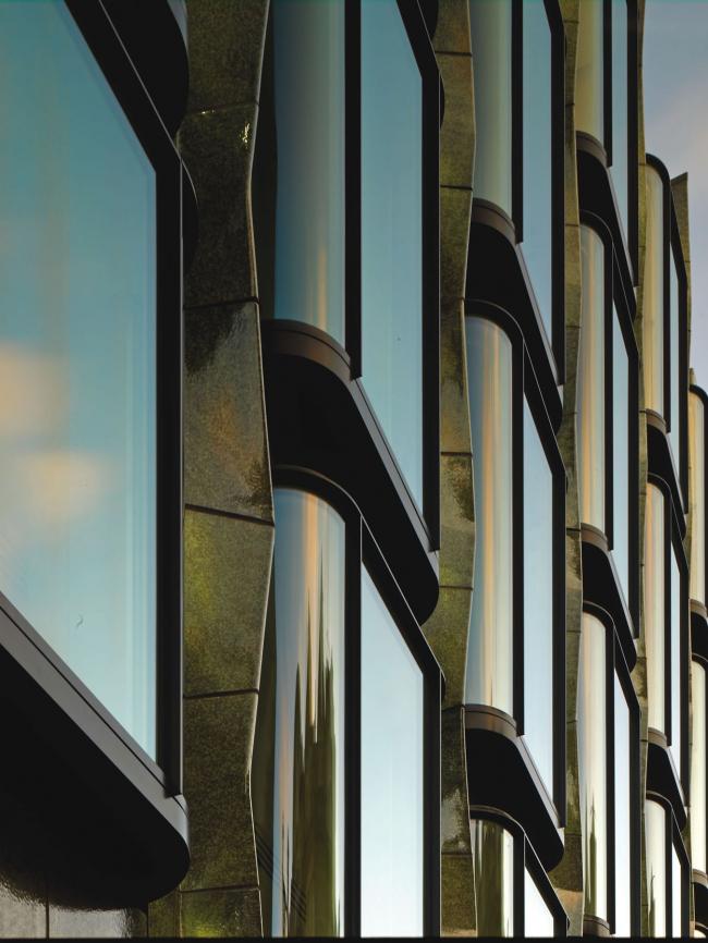 Офисный комплекс 50 New Bond Street © Eric Parry Architects