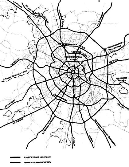 План развития Москвы