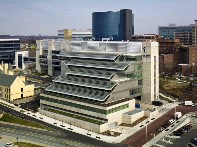 Институт ван Анделя - Образовательный и медицинский исследовательский центр. Фото © Brad Feinknopf