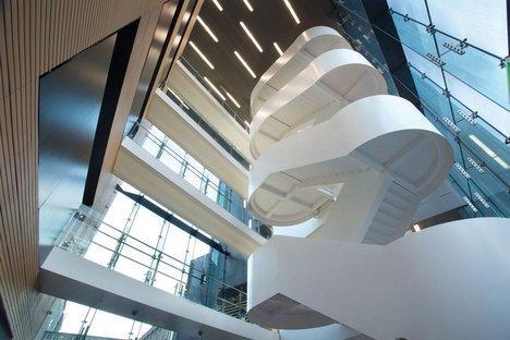 Корпус Киворт II Университета Лондон-Саутбэнк. Фото: Paul Cooper