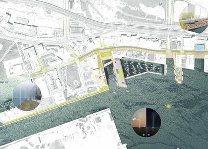 PORT. Проект Центральной набережной