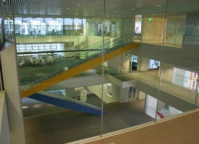 Медиа-лаборатория Массачусетского института технологии - новый корпус